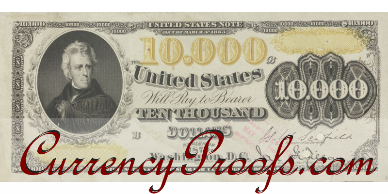 Currency Proofs